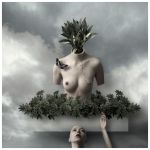 Fragile As a Leaf by LenoreBeadsman