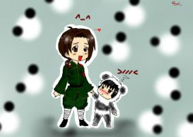 APH- China and Little japan by Rutti-N