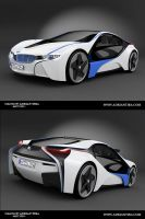 BMW Efficient Dynamics Concept by adit1001