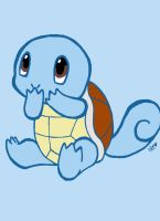 squirtle by pizzaplanet