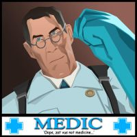 TF2 Medic by AIBryce