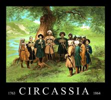 Meeting of Circassian princes. by adighaguare