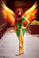 Jean Grey (Phoenix) - X-Men by alyonheart