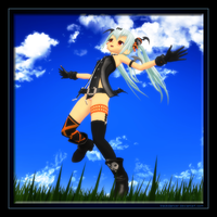 MMD Touch the Sky by Trackdancer