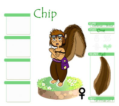 MS: Chip by lizzy2875