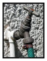 Garden tap by Raymate