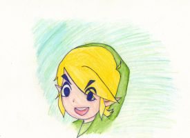 Toony Link by beegee12