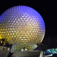 Epcot Ball by 0149