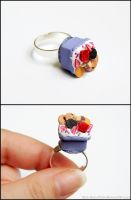 Tiny Decoden Box Ring by Bon-AppetEats