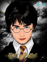 Harry potter Vector by brainwavedesigns