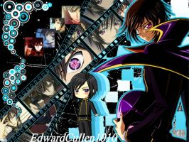 Lelouch Wallpaper -Code Geass- by EdwardCullen1010