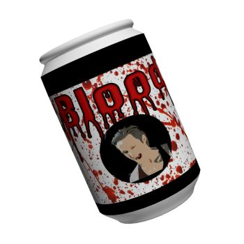 Blood Soda - Design Media Soda Can Project by nimrod075