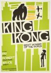 King Kong Poster by lizzAy