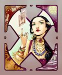 Madame Xanadu issue 1 by Tentopet