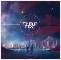 Finding Fire- New Cover Art by Myyr-feylixx
