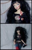 B.P.R.D Special Agent Wendy by ball-jointed-Alice