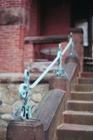 Library Handrail by dseomn