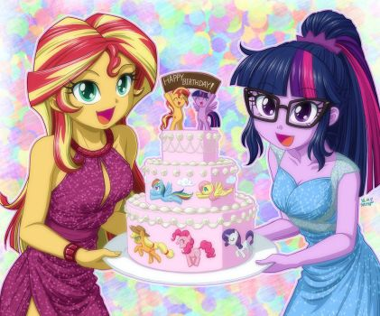 HappyBirthday!! by uotapo