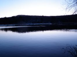 Winter River 3 by hieiluva89