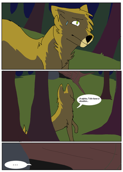 Wolf's Destiny-Page 54 by Itrakat