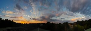 Sunset 9/11/2013 by Mikau-010