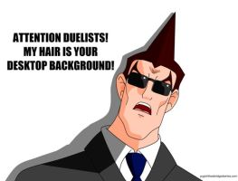 Attention Duelists by Tyrany