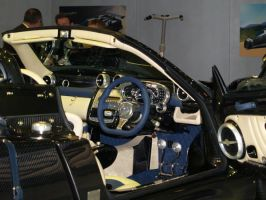 Zonda F inside by wrxsti