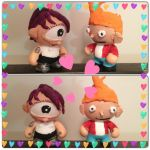 Fry and Leela by PMiow