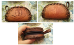 Coin Purse Surreal by SharpSabreSword