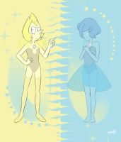 Two Pearls by Atomoemyu