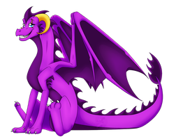:COM: Scarlet by WinterTheDragoness