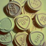 say it with love hearts by b2spiritcat
