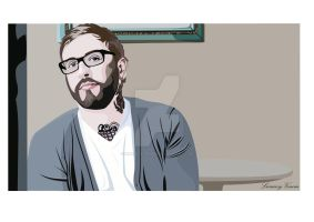 Dallas Green by lurancy-venom