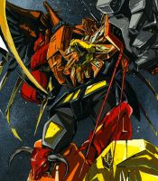 Predaking --unite by marble-v