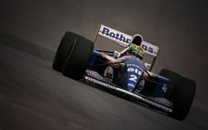 Ayrton Senna Wallpaper_3 by JohnnySlowhand