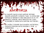 Advertencia by Kebec
