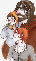 sandor+sansa+baby.3 by hedgehog-in-snow
