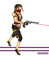 Assassin Drawing by FrZnChAoS