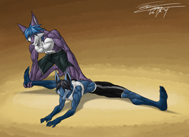 Ful-Col Commish: Sandelin (Part 2/2) by ACommonMisconception