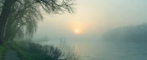 .:Misty River:. by bogdanici