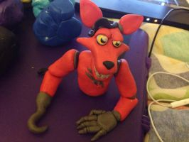 Bust of Clay Foxy by bladeofblack