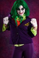 Joker 1 by Mistress-Zelda