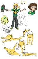 JYC: Sid Reference by littleMURE