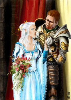 Marlana and Alistair by yuhime