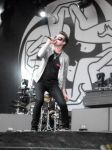 Kasabian 2 . Big Day Out 2012 by likescarecrows