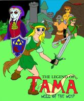 The Legend of Tama - gift by Midnight-Cobra