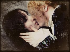 Lestat and Louis by sofiidesu