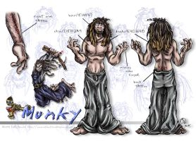 munkydesign Sheet by leksbronks
