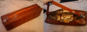 Customised Doll Bag by StuffiezPlz