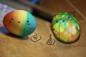 Easter Came Late... by RebeccaMorton